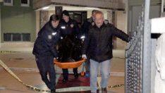 Kayseri'de bir kadın 11'inci kattan atladı