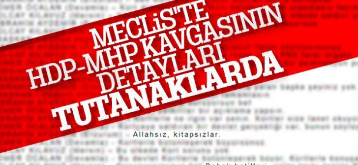 Meclis'te yeğen Öcalan'ın sözleri vekilleri kızdırdı