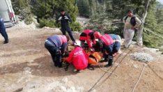 Mersin'de 4 gün önce kaybolan gencin cesedi bulundu