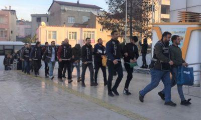 Ordu'da uyuşturucu operasyonunda 19 kişi tutuklandı