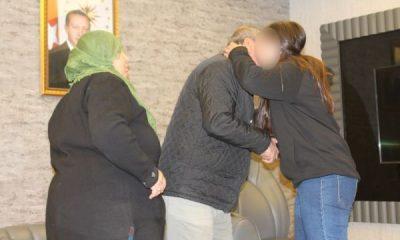 PKK'dan kaçan Mekiye ailesine kavuştu