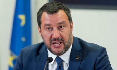 Salvini, içinde Türk fındığı var diye Nutella yemiyor