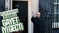 Suriye konulu 4'lü Zirve sona erdi