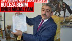 Tesisleri devretmeyen belediye başkanına hapis cezası