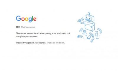 Türkiye dahil 11 ülkede Google servisleri çöktü