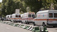 İran'da otobüs devrildi: 20 ölü