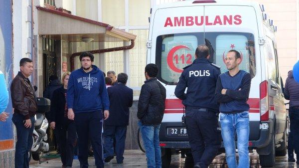 Ablasını ve eniştesini vuran polis memuru yakalandı