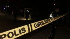 Adana'da bir kişi 2 yeğenine sokakta kurşun yağdırdı