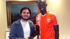 Adanaspor, Amidou Diop'u transfer etti