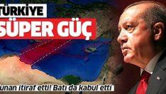 Türkiye 'süper güç' konumuna geldi