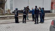 Aksaray'da kuzenini öldüren şahıs tutuklandı