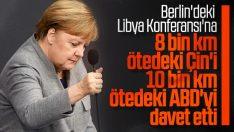 Almanya'dan Libya Konferansı'na davet