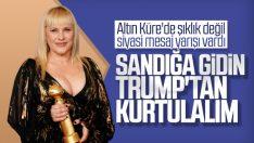 Altın Küre Ödülleri'nde Trump'a İran eleştirisi