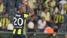 Andre Ayew hacklendi: 'Fenerbahçe'ye dönüyorum'
