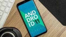 Android'in yeni sürümü Android 11 hakkında her şey