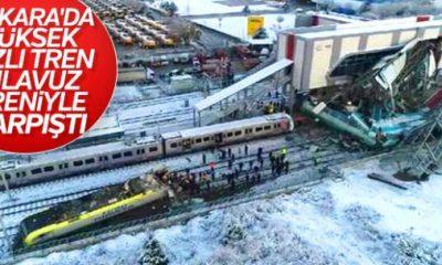 Ankara'daki tren kazasında karar açıklandı