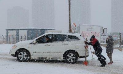Ankara'a kar'a teslim!