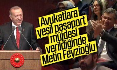 Avukatlara yeşil pasaport Resmi Gazete'de
