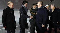 Moskova'da Libya zirvesi!