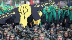 """Irak'ta Hizbullah'tan """"ABD üslerinden uzak durun"""" çağrısı"""