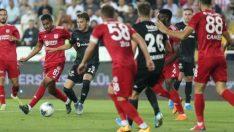 Beşiktaş Sivasspor muhtemel 11'ler