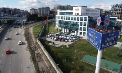 Bursa'da çalıntı araç şebekesine 16 tutuklama
