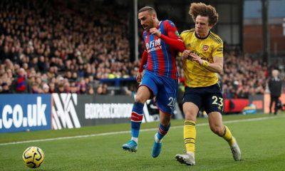 Cenk Tosunlu Crystal Palace, Arsenal'le berabere kaldı