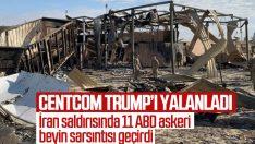 CENTCOM: 11 ABD askeri beyin sarsıntısı geçirdi