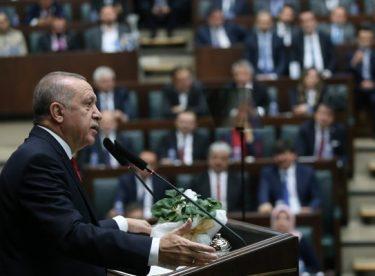 Cumhurbaşkanı'nın AK Parti Grup Toplantısı konuşması