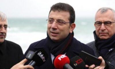 Ekrem İmamoğlu: Yalvarıyorum Kanal İstanbul'dan vazgeçin