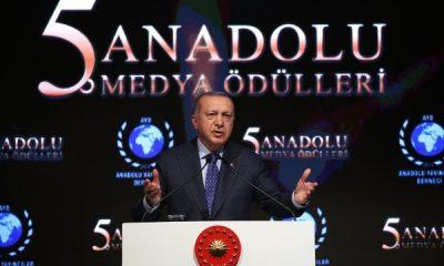 Erdoğan Yüzyılın Anlaşması'nı eleştirdi