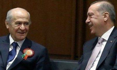 Erdoğan'dan Bahçeli'ye doğum günü kutlaması