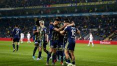 Fenerbahçe, zorlanmadan çeyrek finalde!