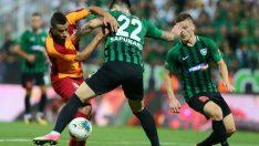 Galatasaray – Denizlispor muhtemel 11