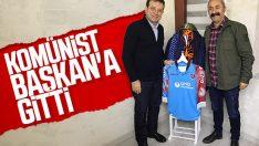 İBB Başkanı İmamoğlu Tunceli'de