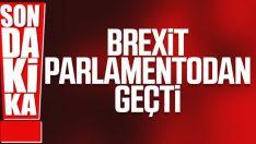 İngiltere Parlamentosu'nda Brexit tasarı kabul edildi