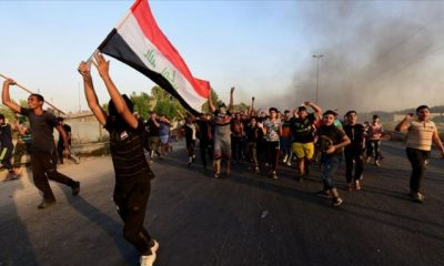 Irak'taki gösterilerde 48 saatte 6 kişi öldü