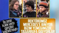 İstanbul Üniversitesi'nde tepkiler devam ediyor