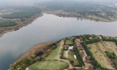 İstanbul'da barajların doluluk oranı yüzde 50'yi geçti