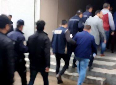 İzmir'de terör operasyonu: 15 gözaltı