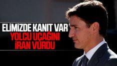 Kanada Başbakanı: Ukrayna uçağı füzeyle vuruldu