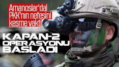 Kapan-2 operasyonunda PKK'ya darbe