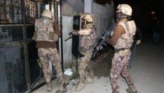 Kayseri'de DEAŞ operasyonunda 5 kişi tutuklandı