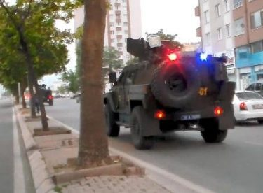 Kayseri'de suç örgütüne operasyon: 11 gözaltı
