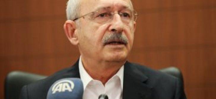 Kılıçdaroğlu Elazığ'a gitmeden önce açıklamalarda bulundu