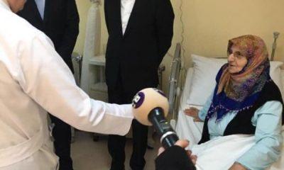 Kılıçdaroğlu, Muharrem İnce'nin annesini ziyaret etti