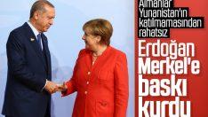 Libya zirvesinde Yunanistan'ın yokluğu Almanların dilinde