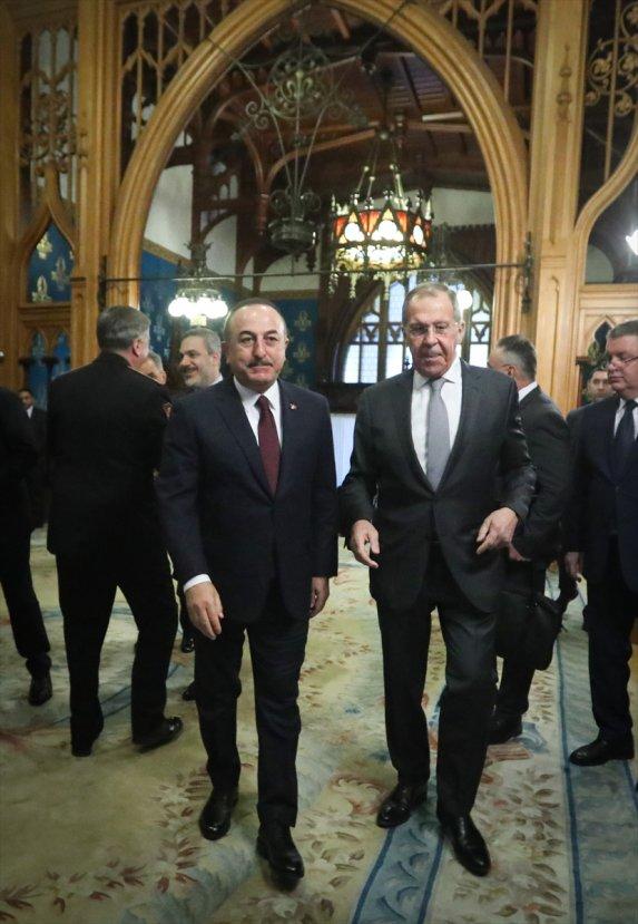 Libya'daki ateşkes için Moskova'daki toplantı başladı