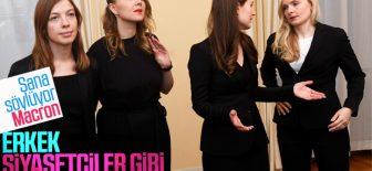 Marin: Erkekler gibi dedikodu yapmıyoruz