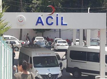 Mersin'de maganda kurşunu: 1 kişi öldü